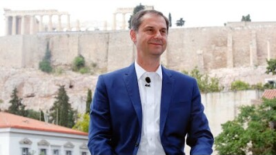 Cruise | 'Home porting break records in Greece' says Tourism Minster Harry Theoharis