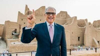 'There's only one Diriyah': Jerry Inzerillo on developing Saudi's ancient city