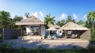 نظرة جديدة:سيتم اعادة تدشين جزيرة نالادهو الخاصة في جزر المالديف في نوفمبر 2021